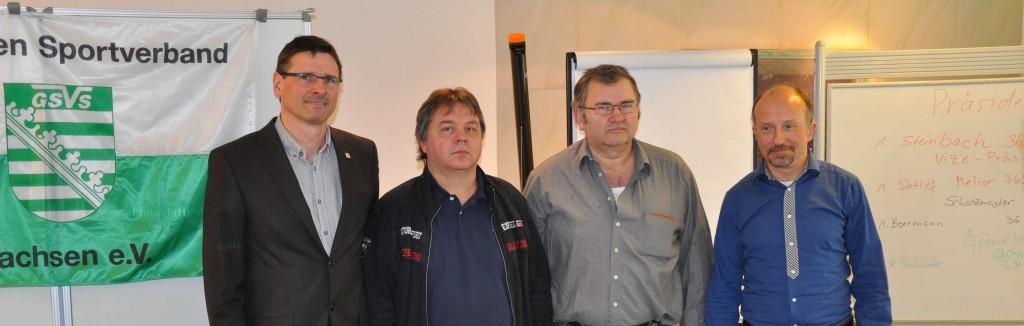 Vorstand GSV Sachsen