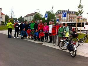 Sächsische Radtour